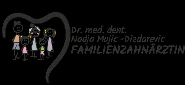 Familienzahnärztin Dr. med. dent. Nadja Mujic Dizdarevic