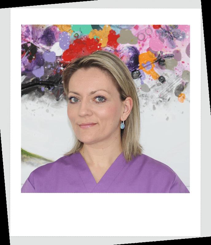 Dr. Nadja Mujic-Dizdarevic